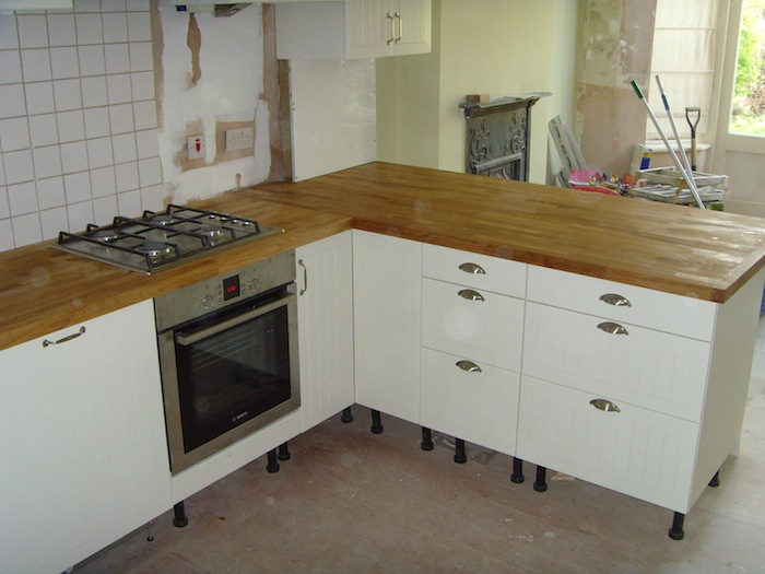 Kitchen knockthrough & Refurb plus additional