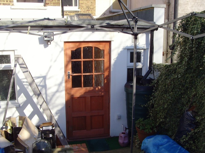 Single storey rear extention Woolwich