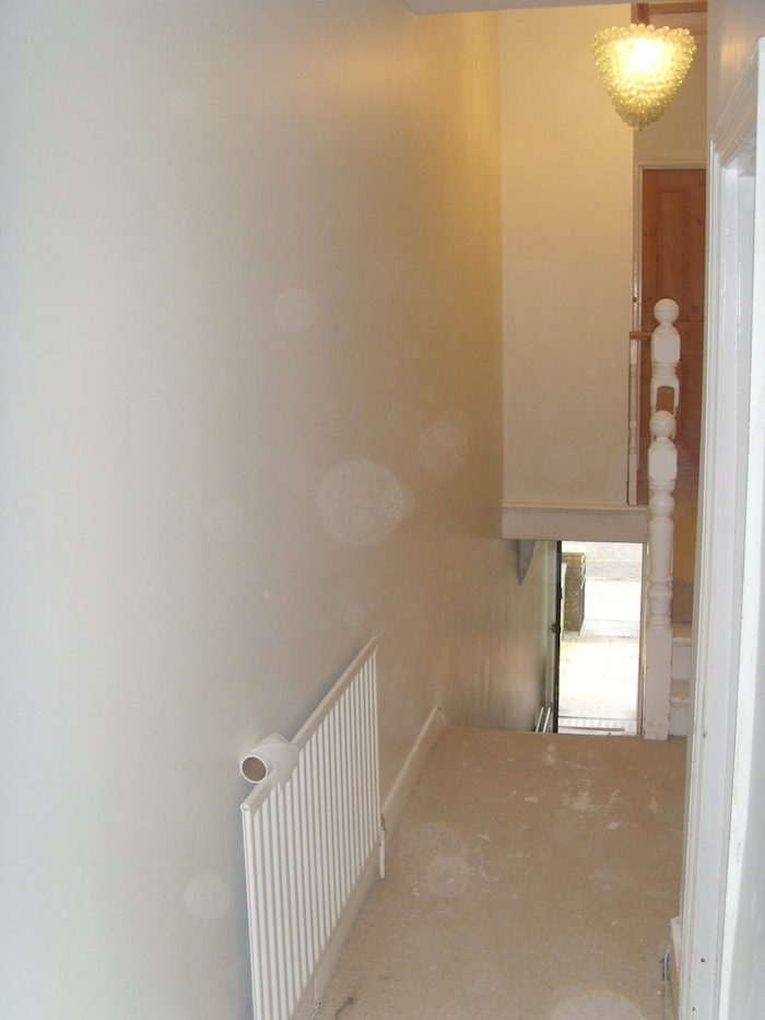 refurb bathroom-decorate hallway